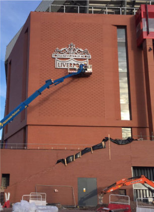 Signs and Graphics Installations